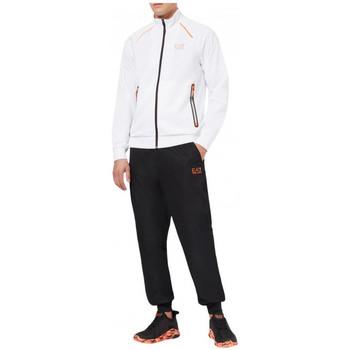 Vêtements Homme Ensembles de survêtement Ea7 Emporio Armani Ensemble de Blanc