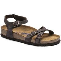 Chaussures Femme Sandales et Nu-pieds Birkenstock Kumba sfb bf Marron
