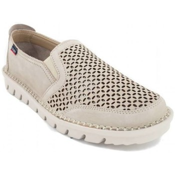 Chaussures Homme Slip ons CallagHan 14504 Marron