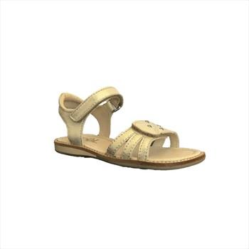 Chaussures Fille Sandales et Nu-pieds Noel siri or