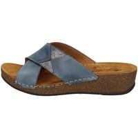 Chaussures Femme Mules Florance 22132-2 JEANS