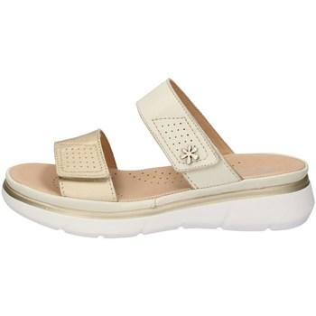 Chaussures Femme Mules Florance 41714-1 IVOIRE