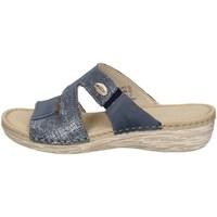 Chaussures Femme Mules Florance 21724-1 BLEU