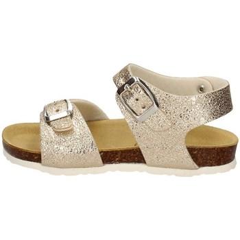 Chaussures Fille Sandales et Nu-pieds Evoca EJ104A PLATINE