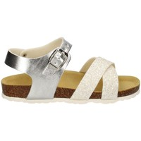 Chaussures Fille Sandales et Nu-pieds Evoca EJ109B BLANC