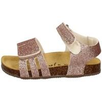 Chaussures Fille Sandales et Nu-pieds Evoca EJ011 POUDRE POUR LE VISAGE