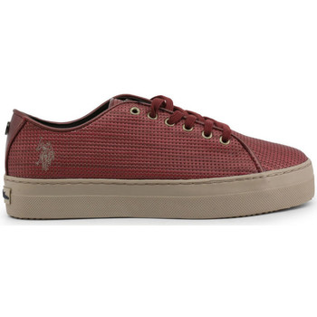 Chaussures Femme Baskets basses U.S Polo Assn. U.s. polo assn. - trixy4139w8 Rouge