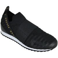 Chaussures Homme Slip ons Cruyff elastico black/gold Noir