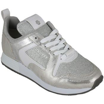 Chaussures Femme Baskets basses Cruyff lusso silver Argenté