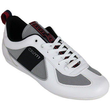 Chaussures Homme Baskets basses Cruyff nite crowler white Blanc