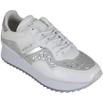 Chaussures Femme Baskets basses Cruyff wave embelleshed white Blanc