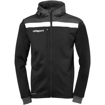 Vêtements Garçon Vestes de survêtement Uhlsport Offence 23 Multi Hood Präsentations-Jacke Junior Schwarz