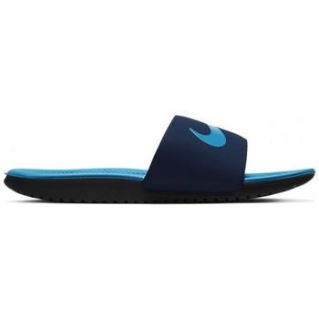 Chaussures Enfant Claquettes Nike KAWA SLIDE (GS/PS) / BLEU Bleu