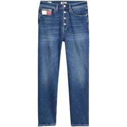 Vêtements Femme Jeans droit Tommy Jeans HARPER HR STGT ANKL bleu