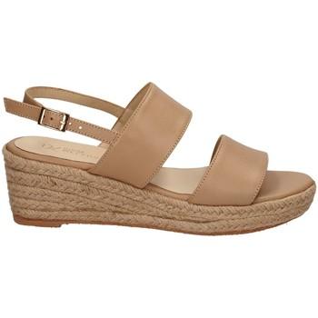 Chaussures Femme Sandales et Nu-pieds Melluso 017100X BEIGE