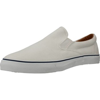 Chaussures Homme Slip ons Victoria 204201 Blanc