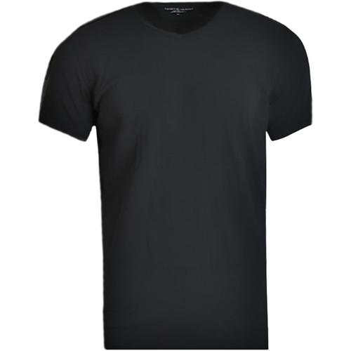 Vêtements Homme T-shirts manches courtes Tommy Hilfiger V-Neck 3 Pack Tee 2S87903767-990
