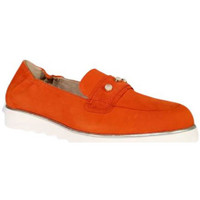 Chaussures Femme Mocassins Sweet Mocassin bemo orange