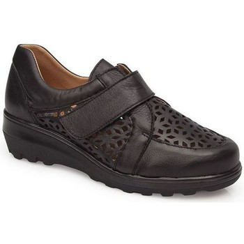 Chaussures Femme Mocassins Calzamedi CHAUSSURES  TRANSPIRA NOIR