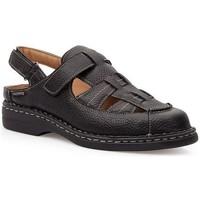 Chaussures Homme Sandales et Nu-pieds Calzamedi SANDALES  KOMODON NOIR