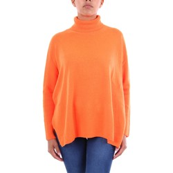 Vêtements Femme Pulls Absolut Cashmere AC082013C Orange fluorescent