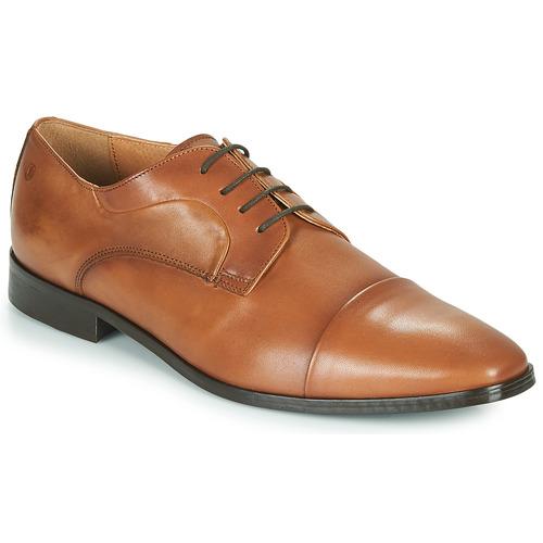 Chaussures Homme Derbies Carlington NOMINEM Camel