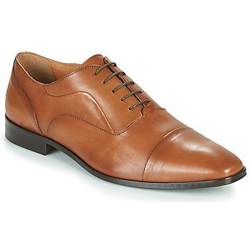 Chaussures Homme Richelieu Carlington NIMIO Camel