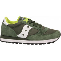 Chaussures Homme Baskets basses Saucony JAZZ O dark-green