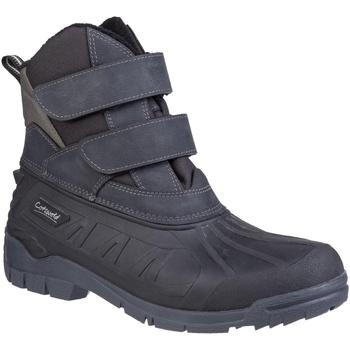 Chaussures Homme Bottes de neige Cotswold  Noir