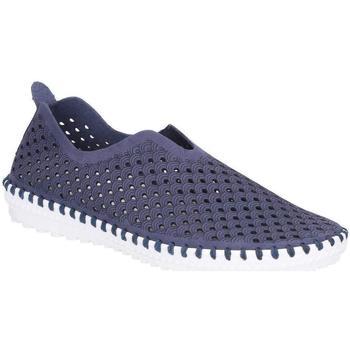 Chaussures Femme Espadrilles Divaz  Bleu marine