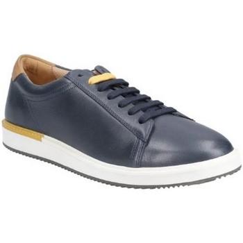 Chaussures Homme Baskets basses Hush puppies  Bleu marine