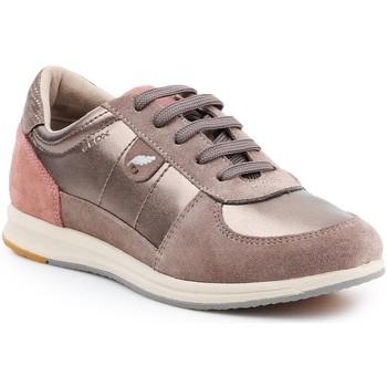 Chaussures Femme Baskets basses Geox Goex D avery B - Pearl  D52H5B-0AJ22-C9HQ6 złoty, beżowy