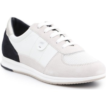 Chaussures Femme Baskets basses Geox D Avery B D52H5B-05422-C1352 beżowy, czarny