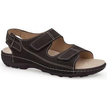 Chaussures Homme Sandales et Nu-pieds Calzamedi SANDALES  BECHAMP NOIR