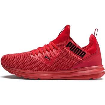 Chaussures Homme Baskets basses Puma ENZO BETA WOVEN ROUGE