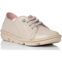 Chaussures Femme Derbies On Foot 30001 Oro