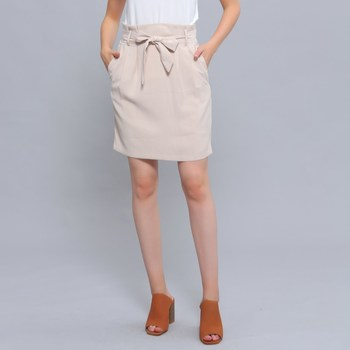 Vêtements Femme Jupes Smart & Joy Quercus Beige clair