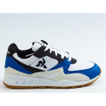 Chaussures Garçon Baskets basses Le Coq Sportif LCS R800 GS Bleu