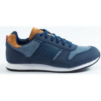 Chaussures Garçon Baskets basses Le Coq Sportif JAZY CLASSIC GS Bleu