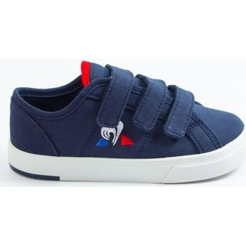 Chaussures Garçon Baskets basses Le Coq Sportif VERDON INF Bleu
