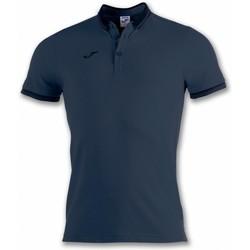 Vêtements Homme Polos manches courtes Joma Polo  Bali Ii Navy Blue M/c (100748-331) Bleu