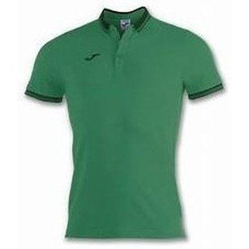 Vêtements Homme Polos manches courtes Joma Polo  Bali Ii Green M/c (100748-450) Vert