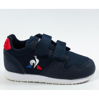 Chaussures Garçon Baskets basses Le Coq Sportif jazy inf Bleu