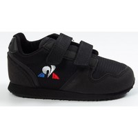 Chaussures Garçon Baskets basses Le Coq Sportif JAZY INF Noir