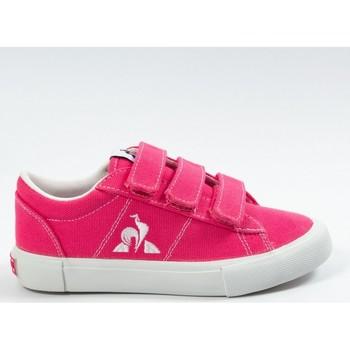 Chaussures Fille Baskets basses Le Coq Sportif VERDON PLUS PS Rose