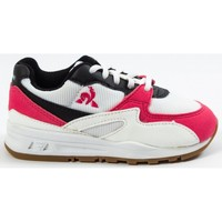 Chaussures Fille Baskets basses Le Coq Sportif lcs r800 inf Rose