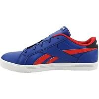 Chaussures Enfant Baskets basses Reebok Sport Royal Comp 2 Rouge, Bleu