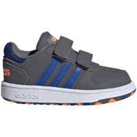 Chaussures Enfant Baskets basses adidas Originals Hoops 20 Cmf I Gris