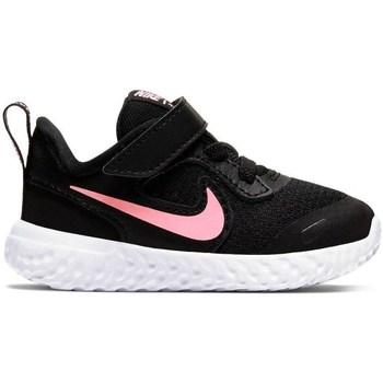 Chaussures Enfant Baskets basses Nike Revolution 5 Noir
