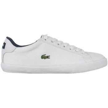 Chaussures Femme Baskets basses Lacoste Grad Vulc CR US Spwe Blanc